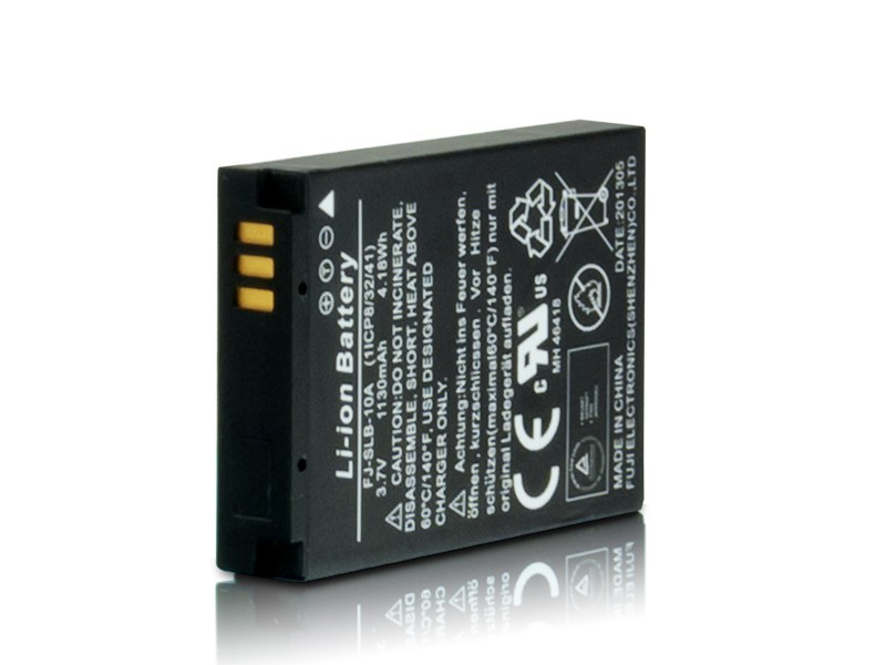 Akumulator Li-Ion SLB10A do Praktica SC1
