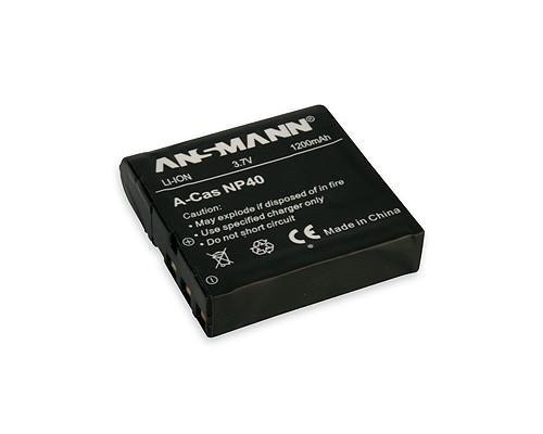 Akumulator Li-Ion ANSMANN A-Cas NP 40