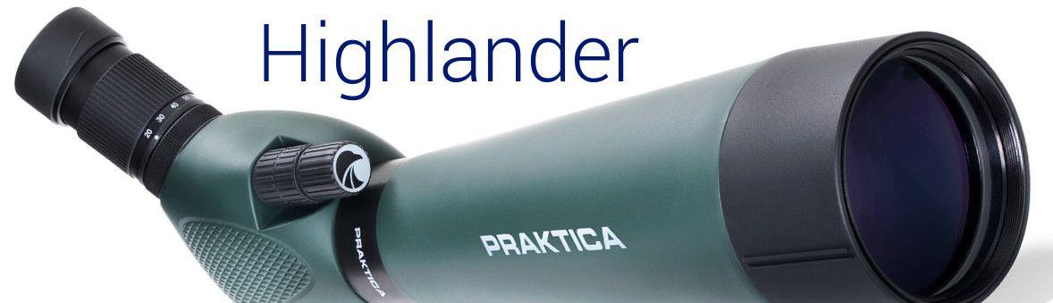 Lunety Praktica Highlander
