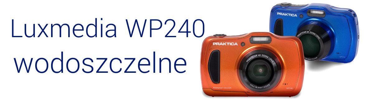 Aparaty Praktica Luxmedia WP240