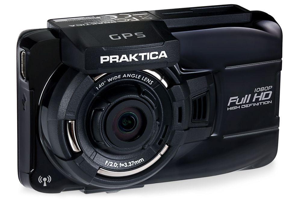 Kamera samochodowa PRAKTICA 10 GW przód