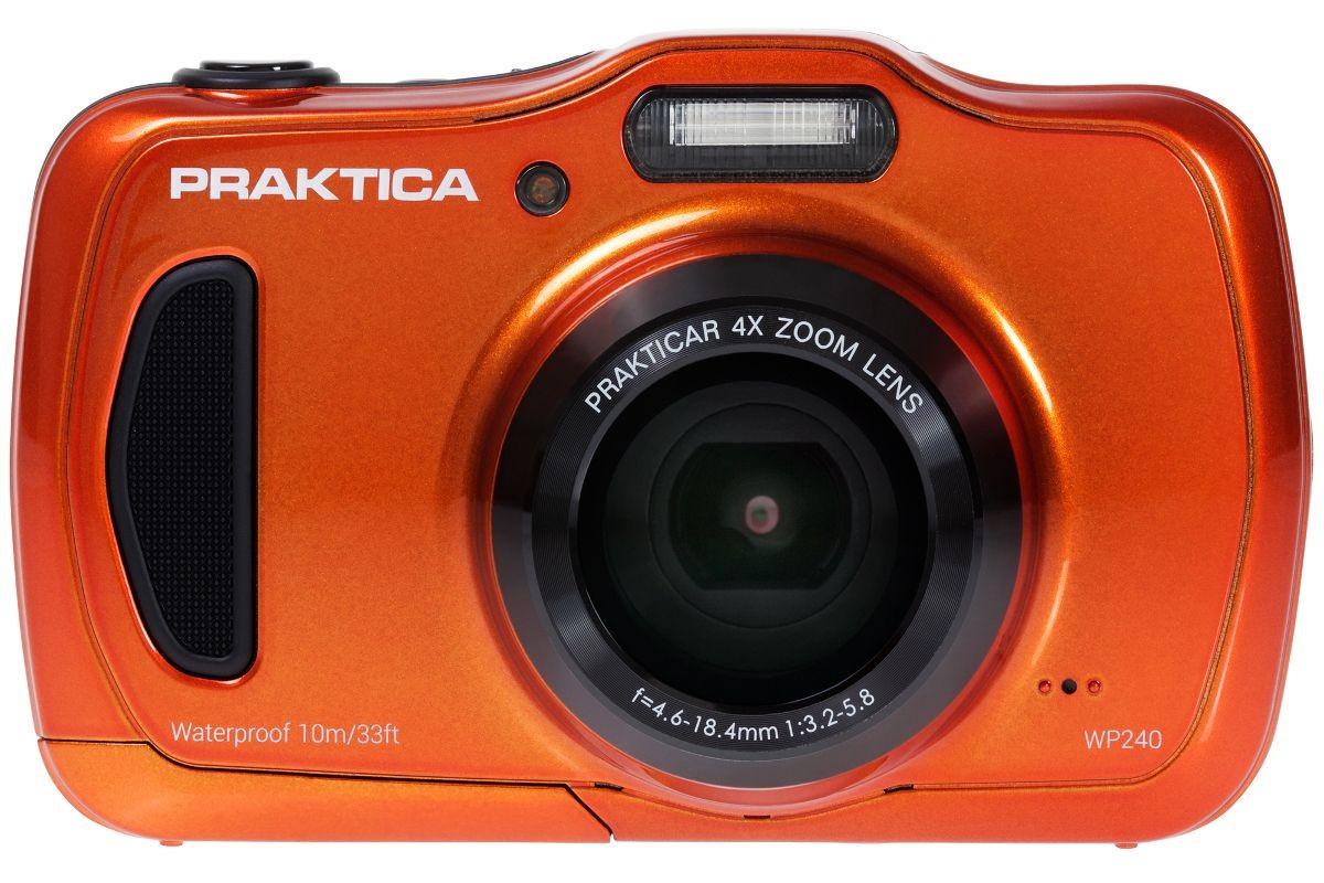 PRAKTICA WP240 pomarańczowy