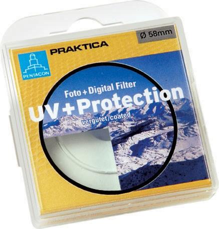Filtr PRAKTICA UV 35,5mm