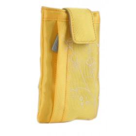 Futerał foto Bilora Poppy żółty