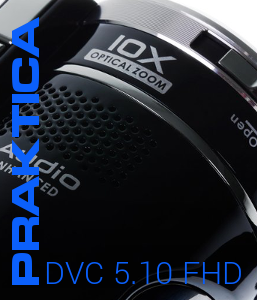 Kamera video PRAKTICA DVC 5.10 FHD